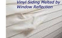Stop Melted Vinyl Siding Damage