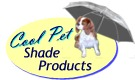 cool pet shade logo